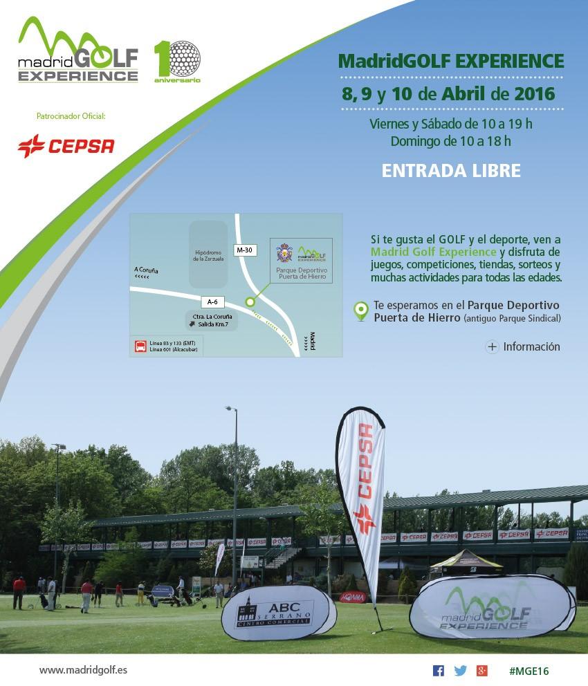 Feria de madrid golf