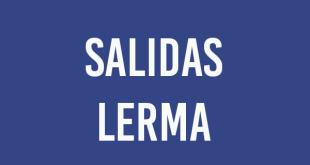 MODIFICACIÓN. Horarios de Salida IX Torneo de la OM