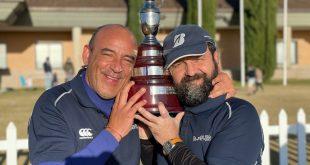 David de Mingo y Julián de Lago campeones del MP 2020