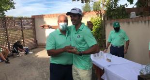 Jorge Toral gana el torneo de Layos con 42 puntos